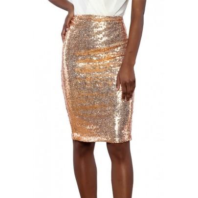 Dámska krátka sukňa