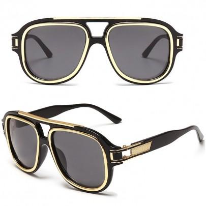 Pánske slnečné okuliare Cristiano čierne N