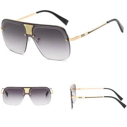 Slnečné okuliare Alonso čierne zlaté
