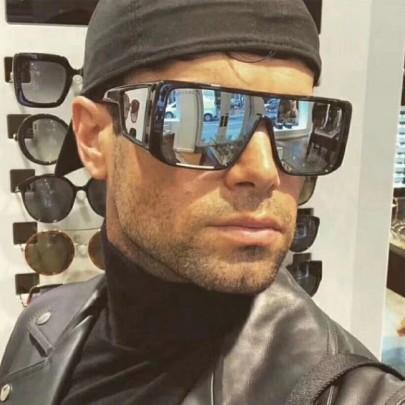 Slnečné okuliare Maximo zrkadlové
