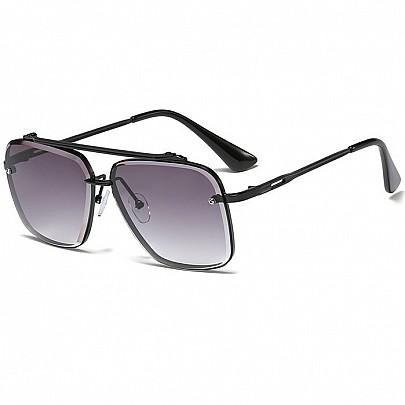 Pánske slnečné okuliare Tatum čierne sivé