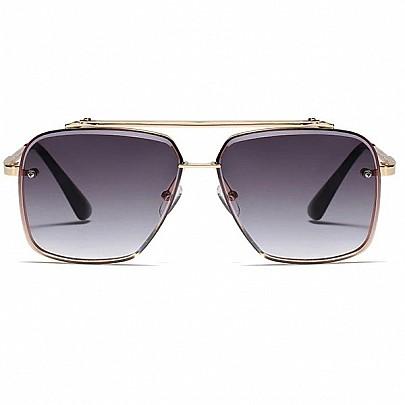 Pánske slnečné okuliare Tatum čierne gold