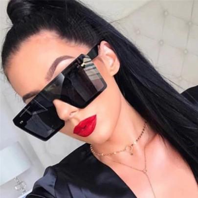 Slnečné okuliare Royal celé čierne