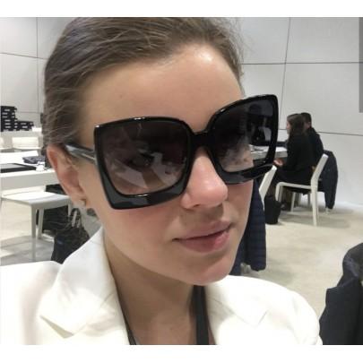 Dámske slnečné okuliare Luciana čierne