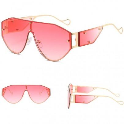 Pánske slnečné okuliare Mateo červené