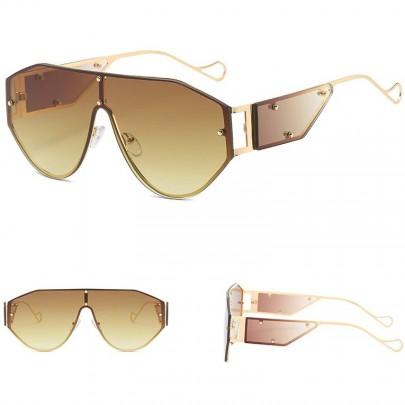 Pánske slnečné okuliare Mateo hnedé