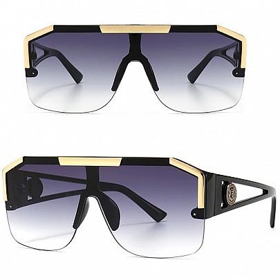 Pánske slnečné okuliare Dario čierne GR