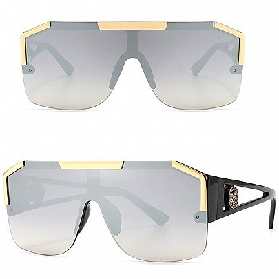 Pánske slnečné okuliare Dario silver