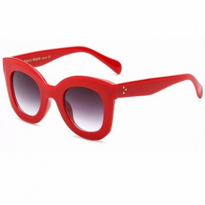 Dámske slnečné okuliare Ivette červené