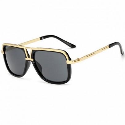 Pánske slnečné okuliare Adelio čierne