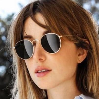 Dámske slnečné okuliare Lilja čierne