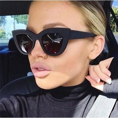 Dámske slnečné okuliare Lola celé čierne