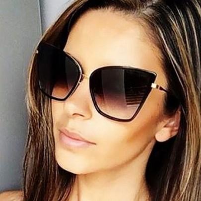 Dámske slnečné okuliare Benita čierne