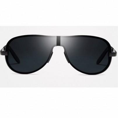 Polarizačné slnečné okuliare pilotky Arnold čierne