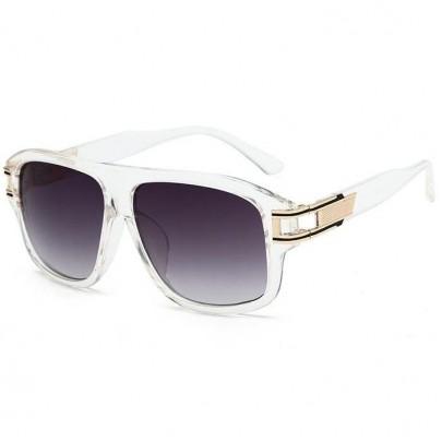 Pánske slnečné okuliare Theo priesvitný rám