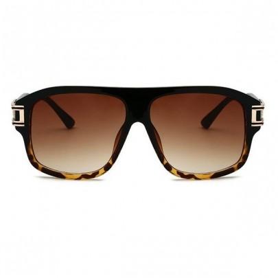 Pánske slnečné okuliare Theo čierne Leo