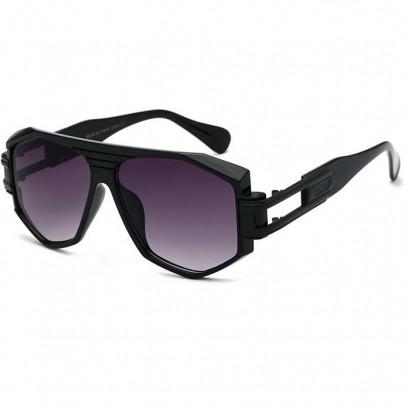 Unisex slnečné okuliare Joshua celé čierne