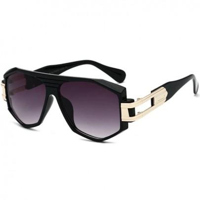 Unisex slnečné okuliare Joshua čierne zlaté