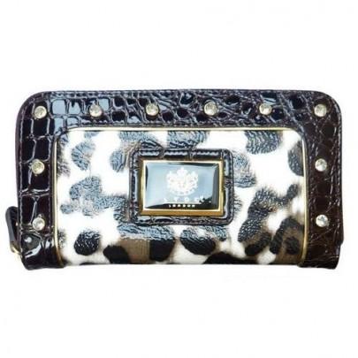 Luxusná peňaženka LYDC London - LEO Brown
