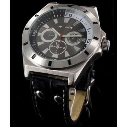 Pánske hodinky Jay Baxter Round Silver B