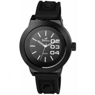 Pánske hodinky TimeTech Silico Black Future