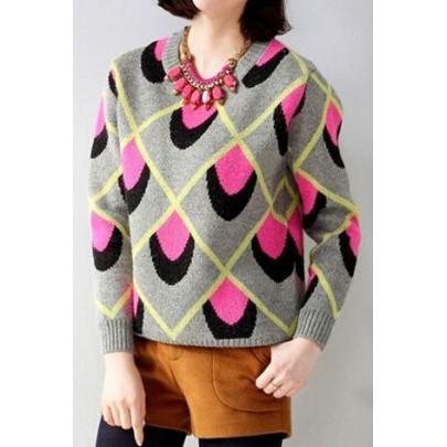 Dámsky sveter Aileen - ružový