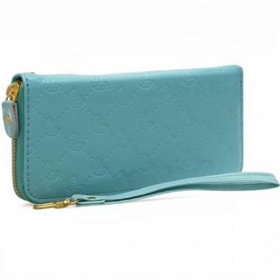 Štýlová peňaženka - modrá