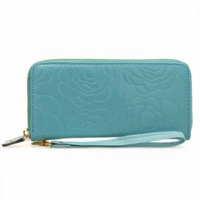 Trendy peňaženka ROSE - modrá