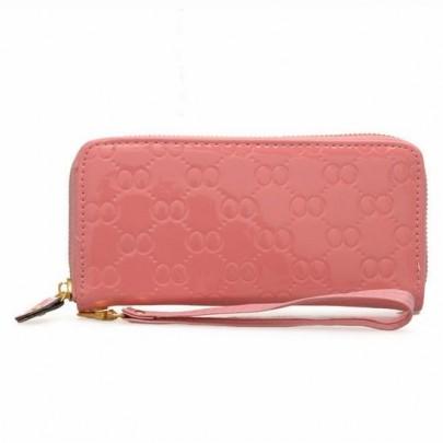 Módna peňaženka - ružová