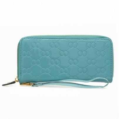 Módna peňaženka - modrá