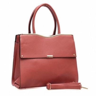 Štýlová kabelka - ružová