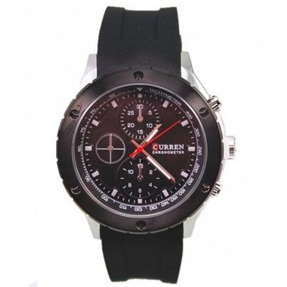 Pánske hodinky Curren - čierne