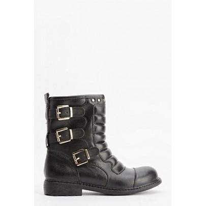 Dámske čižmy Boots čierne