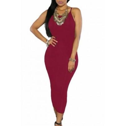 Červené dámske šaty Wendy