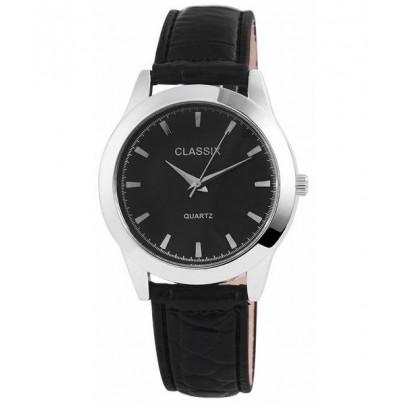 Pánske hodinky Classix čierne