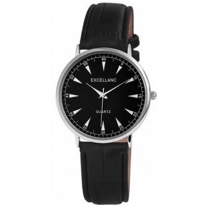UNISEX hodinky Excellanc  čierne