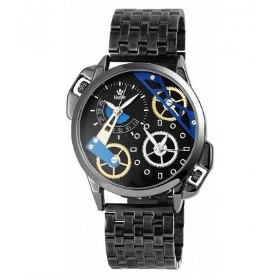 Pánske hodinky King Star Dual čierne