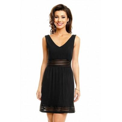 Dámske šaty Lucce čierne