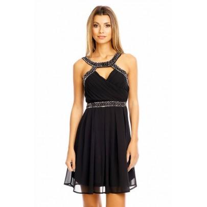 Dámske šaty Hemera čierne