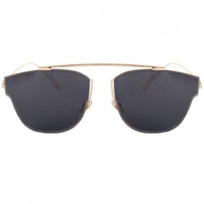 Dámske slnečné okuliare Julieta zlaté čierne sklá