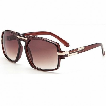 Slnečné okuliare Chevi hnedé
