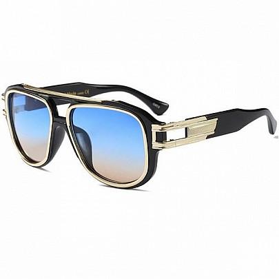 Pánske slnečné okuliare Cristiano modré