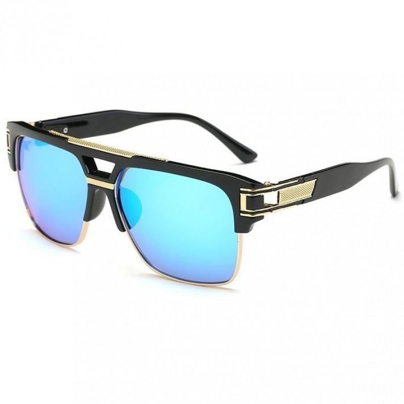 2ac1b95fb Slnečné okuliare Pablo Gold modré sklá Slnečné okuliare Pablo Gold modré  sklá