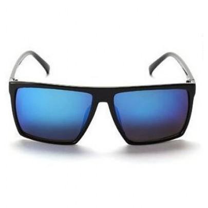 Slnečné okuliare Storm čierne modré sklá