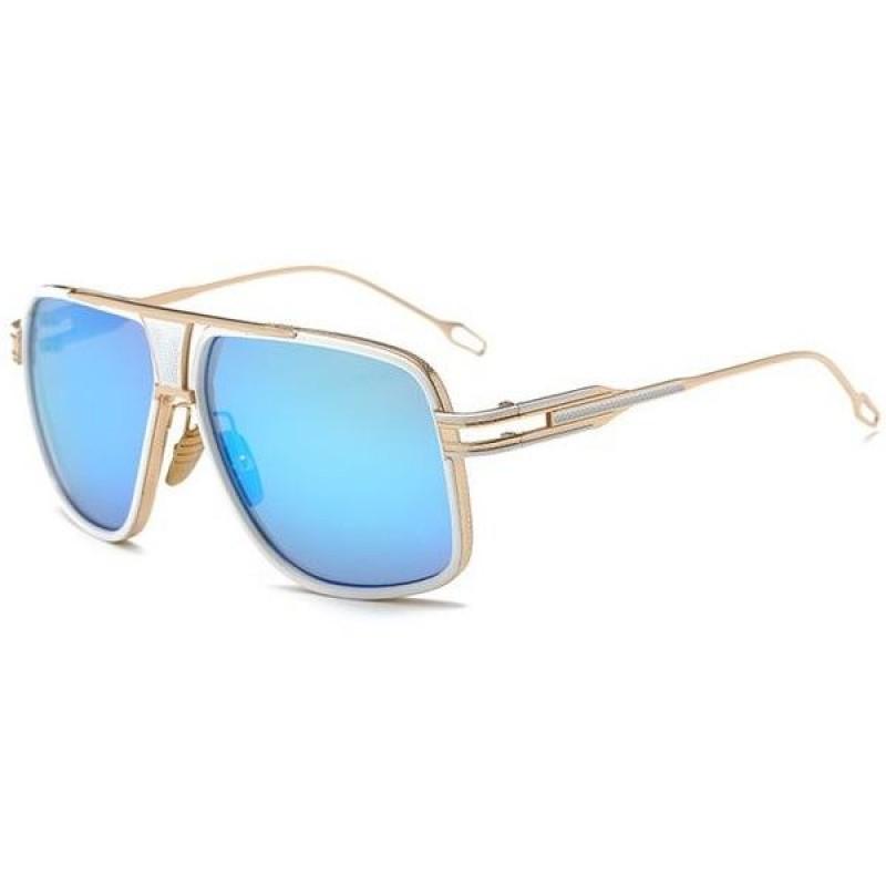 91cc7fc6a Slnečné okuliare Hawk biele modré sklá | Bellago.sk