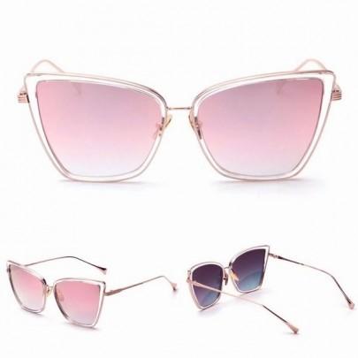 Dámske slnečné okuliare Benita ružové
