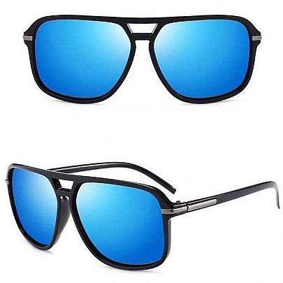 Polarizačné slnečné okuliare URBAN modré