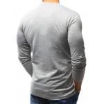 5a300f2c71034 Jednofarebné pánske tričko - sivé vlx0418 Jednofarebné pánske tričko - sivé  vlx0418 ...