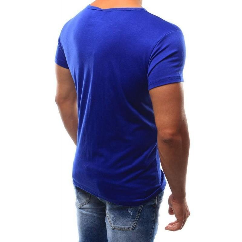 6c266aa9e9d7 Klasické pánske tričko - bledomodré rx2577 Klasické pánske tričko -  bledomodré rx2577 ...