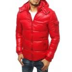 Zimná pánska bunda červená vtx3466